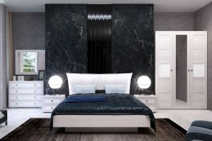 Спальня Парма Нео 3 - Мебельная фабрика «Кураж»
