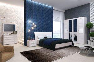 Спальня Парма Нео 4 - Мебельная фабрика «Кураж»