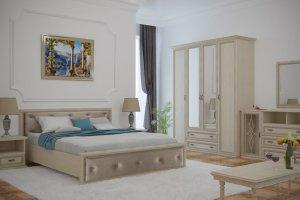 Спальня Равенна светлая - Мебельная фабрика «PERFECT»