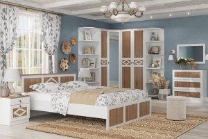 Спальня Румба-2 - Мебельная фабрика «Заречье»
