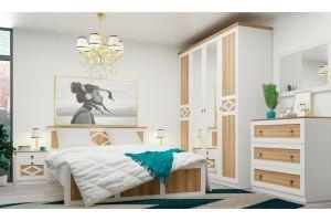 Спальня Румба - Мебельная фабрика «Заречье»