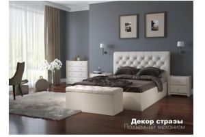 Спальня с комодом Беатриче - Мебельная фабрика «Балтика мебель»