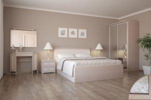 Спальня Садко 2 - Мебельная фабрика «Рось»