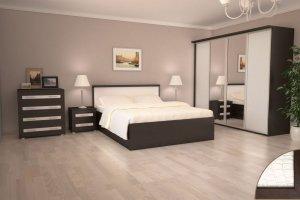 Спальня Садко 4 - Мебельная фабрика «Рось»