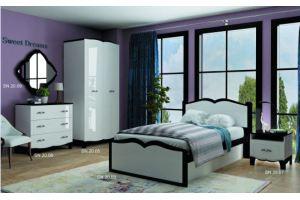Спальня Силуэт 2 - Мебельная фабрика «SON&C», г. Пенза