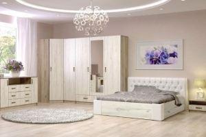 Спальний гарнитур Сильва - Мебельная фабрика «Феникс»