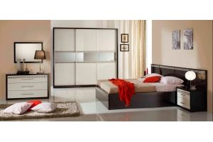 Спальня со шкафом-купе Лори - Мебельная фабрика «Диа мебель»
