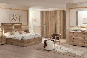 Спальня современная Венеция-5 - Мебельная фабрика «Слониммебель»
