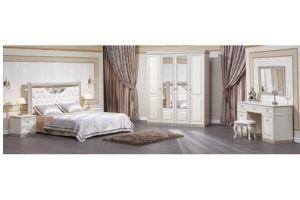 Спальня светлая Берта - Мебельная фабрика «Арида»