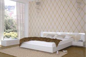 Спальня светлая Ninfa - Мебельная фабрика «Тегрини»