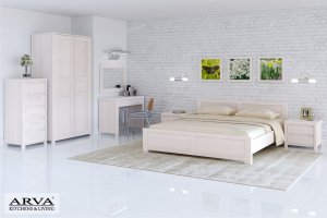 Спальня светлая Novita - Мебельная фабрика «ARVA»