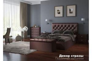 Спальня темная Беатриче - Мебельная фабрика «Балтика мебель»