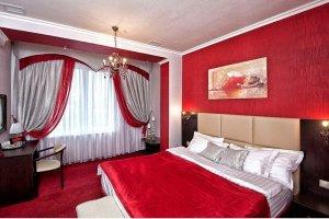 Спальня теплых оттенков - Мебельная фабрика «Триумф»
