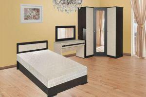 Спальня угловой комплект Стелла - Мебельная фабрика «МЫ (ИП Золотухин С.В.)»