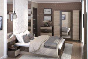 Спальня Уют  - Мебельная фабрика «Мир»