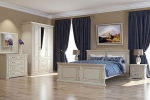 Спальня уют Верона - Мебельная фабрика «Рось»