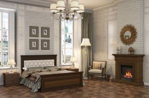 Спальня в классическом стиле Равенна - Мебельная фабрика «Артис»