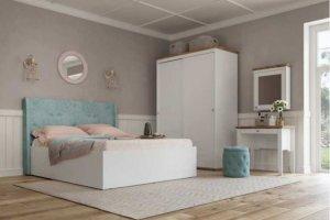 Спальня в стиле лофт Адеми - Мебельная фабрика «Инволюкс»
