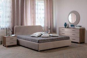 Спальня в стиле лофт Бруно - Мебельная фабрика «Манн-групп»