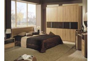 Спальня в стиле Лофт СП019 - Мебельная фабрика «La Ko Sta»