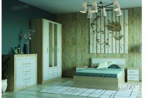 Спальня в стиле Лофт Спа - Мебельная фабрика «НАРУС»