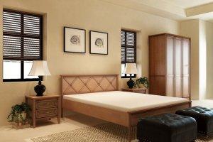Спальня в стиле Лофт Спарта - Мебельная фабрика «Сомово-мебель»
