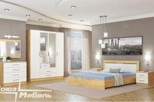 Спальня в стиле лофт Светлана - Мебельная фабрика «Союз-мебель»