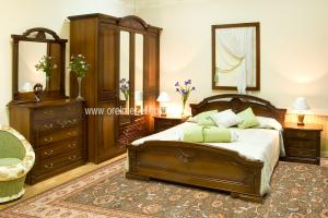 Спальня Валерия - Мебельная фабрика «Орёлмебель»