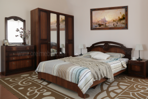 Спальня валерия base - Мебельная фабрика «Орёлмебель»