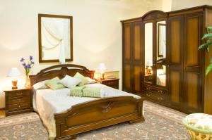 Спальня Валерия (орех экко) - Мебельная фабрика «Орёлмебель»
