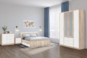 Спальня Вайт - Мебельная фабрика «Боровичи-Мебель»
