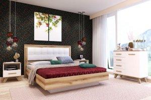 Спальня Вега Скандинавия 2 - Мебельная фабрика «Кураж»