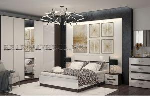 Спальня Вегас - Мебельная фабрика «Bravo Мебель»