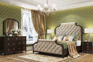 Спальня Vegas новинка - Мебельная фабрика «Уфамебель»