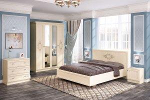 Спальня светлая Вербена - Мебельная фабрика «Столлайн»