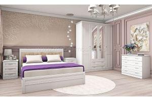 Спальня Verdi дуб Белуна - Мебельная фабрика «Мебель-Москва»