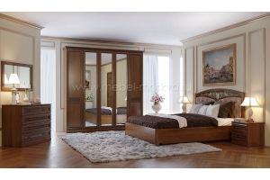 Спальня Verdi орех Леванте - Мебельная фабрика «Мебель-Москва»