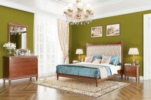 Спальня Верона - Мебельная фабрика «Уфамебель»