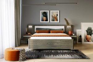 Спальня VIRGINIA - Мебельная фабрика «Сильва»