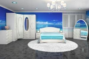 Спальня Жемчужина - Мебельная фабрика «Премиум»
