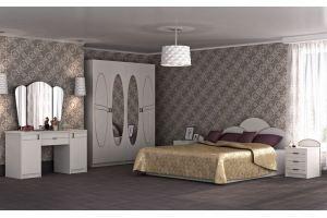 Спальный гарнитур Золушка - Мебельная фабрика «Гермес»