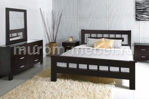 Спальный гарнитур Сакура - Мебельная фабрика «Муром-Мебель»