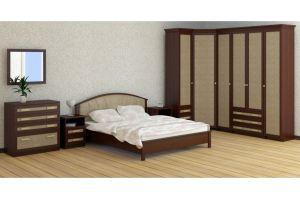 Спальный гарнитур 01 - Мебельная фабрика «Профит»