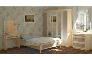 Спальный гарнитур 02 - Мебельная фабрика «Профит»