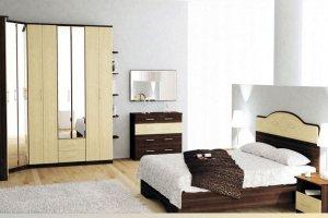 Спальный гарнитур 02 - Мебельная фабрика «ИЛ МЕБЕЛЬ»