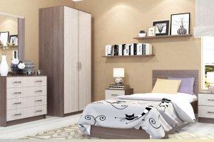 Спальный гарнитур 05 - Мебельная фабрика «ИЛ МЕБЕЛЬ»