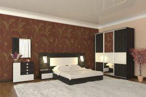 Спальный гарнитур 1 - Мебельная фабрика «Мебельный Квартал»