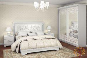 Спальный гарнитур Эдем - Мебельная фабрика «Эльф»