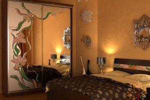 Спальный гарнитур Нежный Ирис - Мебельная фабрика «ЭльфОла»