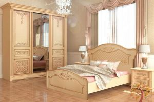 Спальня Одиссея - Мебельная фабрика «Эльф»
